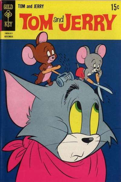 Tom and Jerry #242 Comic Books - Covers, Scans, Photos  in Tom and Jerry Comic Books - Covers, Scans, Gallery