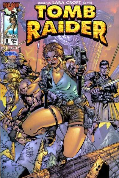Tomb Raider: The Series #0 comic books for sale
