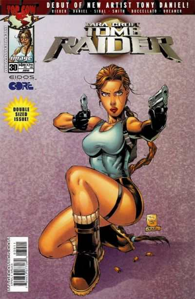 Tomb Raider: The Series #30 comic books for sale