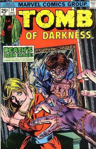 Tomb of Darkness #14 Comic Books - Covers, Scans, Photos  in Tomb of Darkness Comic Books - Covers, Scans, Gallery