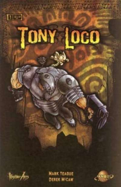 Tony Loco Comic Books. Tony Loco Comics.