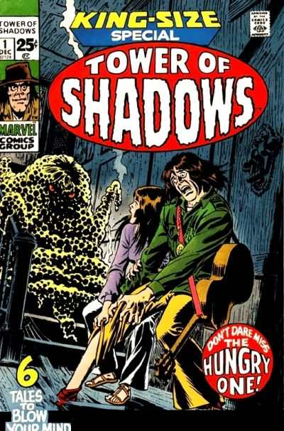 Tower of Shadows #1 comic books for sale