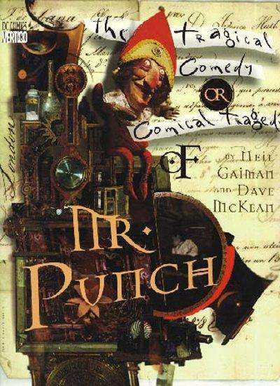 Tragical Comedy or Comical Tragedy of Mr. Punch - Hardcover #1 comic books - cover scans photos Tragical Comedy or Comical Tragedy of Mr. Punch - Hardcover #1 comic books - covers, picture gallery