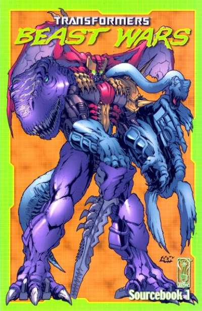 Transformers: Beast Wars Sourcebook Comic Books. Transformers: Beast Wars Sourcebook Comics.
