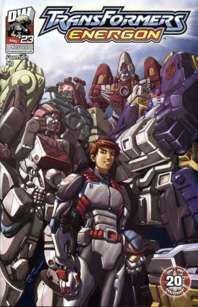 Transformers Energon #23 Comic Books - Covers, Scans, Photos  in Transformers Energon Comic Books - Covers, Scans, Gallery