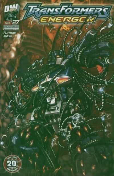 Transformers Energon #27 comic books - cover scans photos Transformers Energon #27 comic books - covers, picture gallery