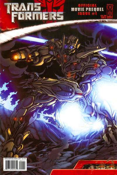 Transformers: Official Movie Prequel Comic Books. Transformers: Official Movie Prequel Comics.