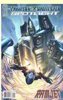 Transformers: Spotlight Ramjet comic books