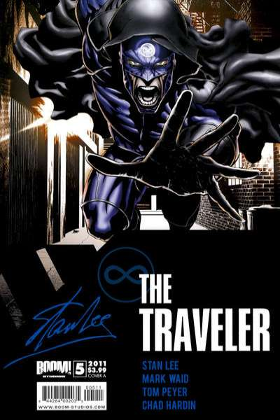 Traveler #5 comic books for sale