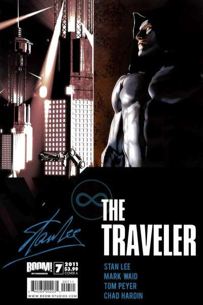 Traveler #7 comic books for sale
