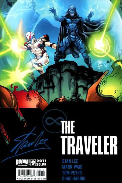 Traveler #9 comic books for sale