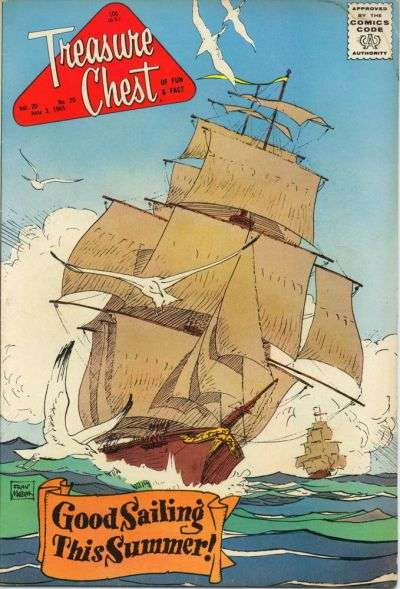 Treasure Chest: Volume 20 #20 comic books for sale