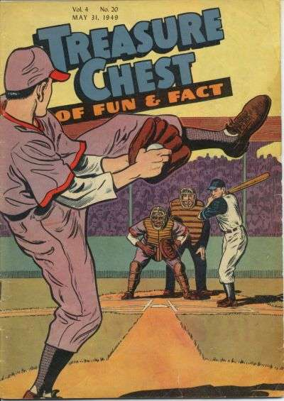 Treasure Chest: Volume 4 #20 comic books for sale