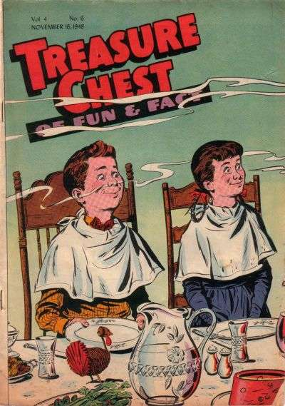 Treasure Chest: Volume 4 #6 comic books for sale