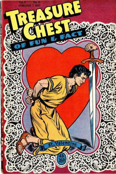 Treasure Chest: Volume 5 #12 comic books for sale