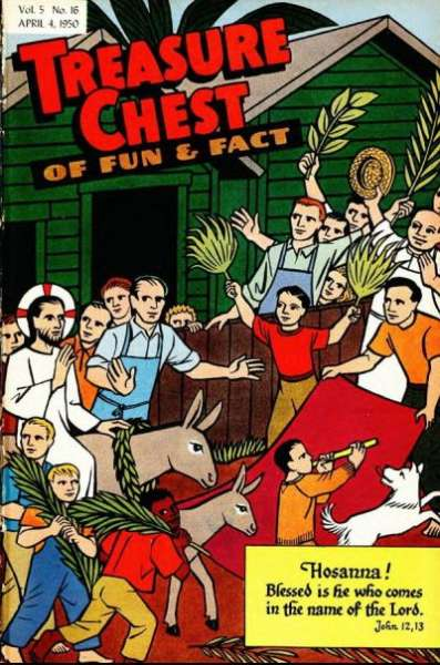 Treasure Chest: Volume 5 #16 cheap bargain discounted comic books Treasure Chest: Volume 5 #16 comic books