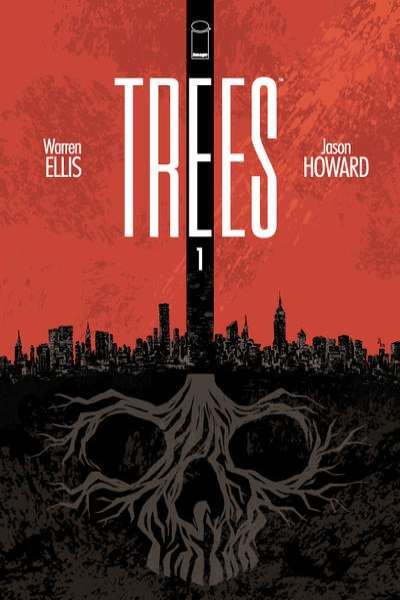 Trees Comic Books. Trees Comics.