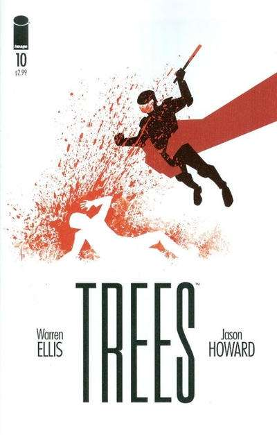 Trees #10 comic books for sale