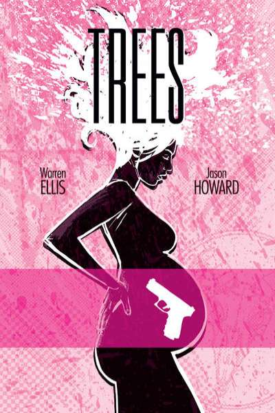 Trees #3 comic books for sale