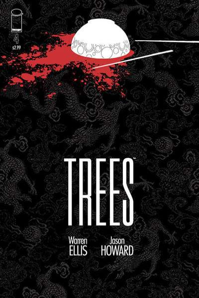 Trees #4 comic books for sale