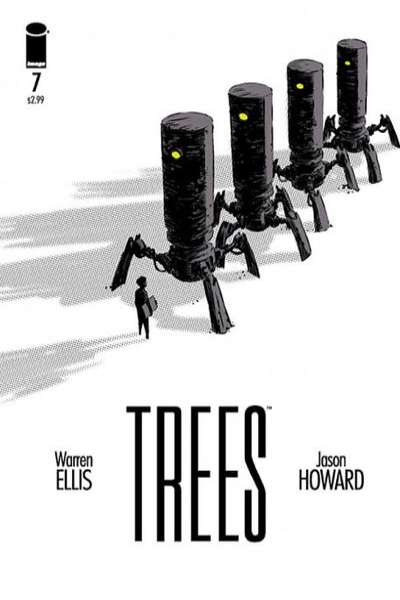 Trees #7 comic books for sale