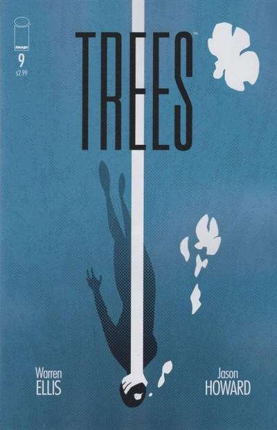 Trees #9 comic books for sale