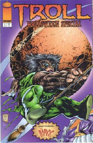 Troll #1 cheap bargain discounted comic books Troll #1 comic books