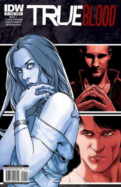 True Blood Comic Books. True Blood Comics.