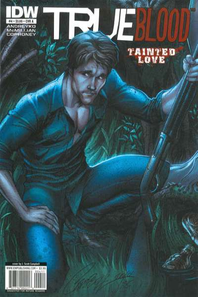 True Blood: Tainted Love #4 comic books for sale