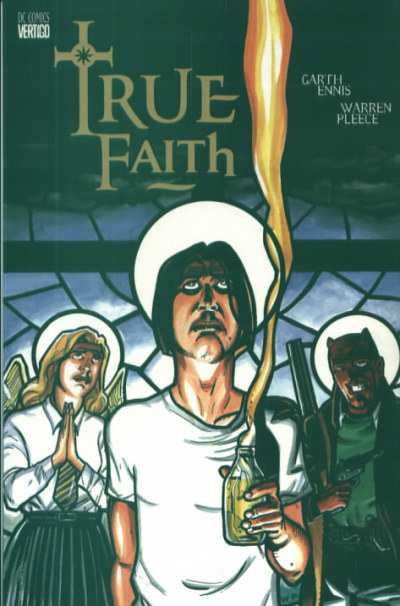 True Faith #1 comic books - cover scans photos True Faith #1 comic books - covers, picture gallery