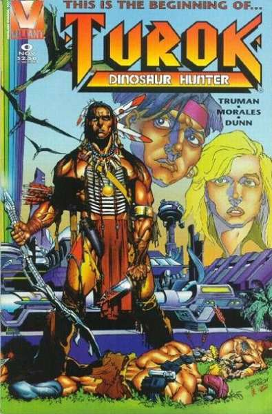 Turok: Dinosaur Hunter #0 comic books for sale