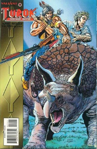 Turok: Dinosaur Hunter #22 comic books for sale