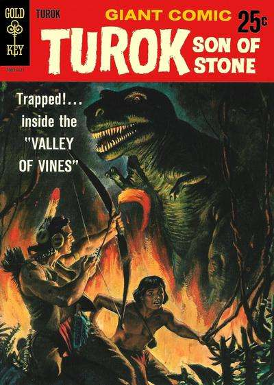 Turok: Son of Stone #1 comic books for sale