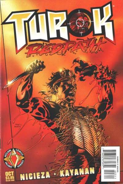 Turok #1 comic books for sale