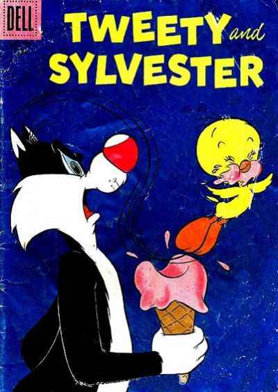 Tweety and Sylvester #21 Comic Books - Covers, Scans, Photos  in Tweety and Sylvester Comic Books - Covers, Scans, Gallery