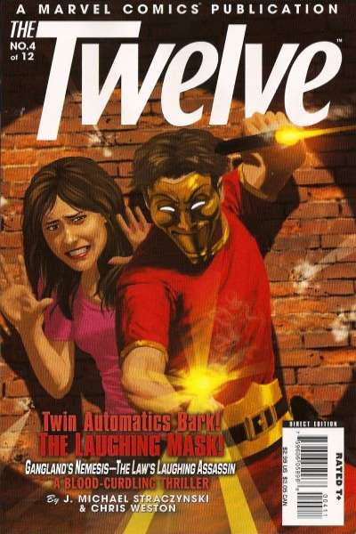 Twelve #4 comic books - cover scans photos Twelve #4 comic books - covers, picture gallery