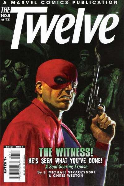 Twelve #5 comic books - cover scans photos Twelve #5 comic books - covers, picture gallery