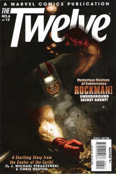 Twelve #6 comic books - cover scans photos Twelve #6 comic books - covers, picture gallery