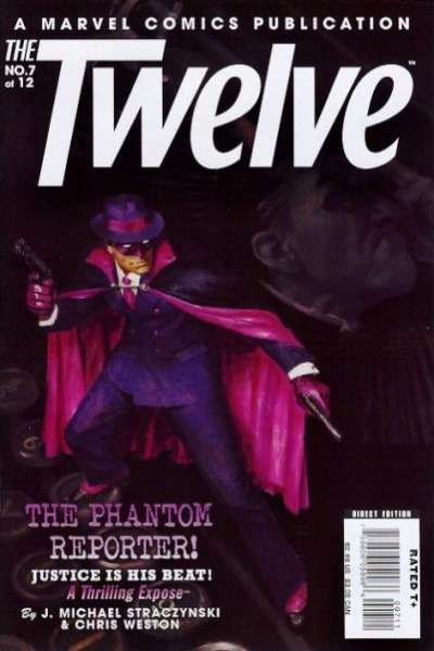 Twelve #7 comic books - cover scans photos Twelve #7 comic books - covers, picture gallery