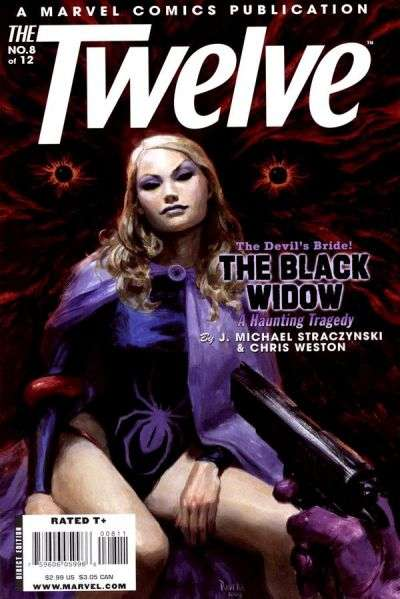 Twelve #8 comic books - cover scans photos Twelve #8 comic books - covers, picture gallery