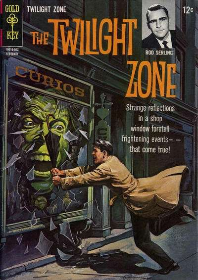 Twilight Zone #10 comic books for sale