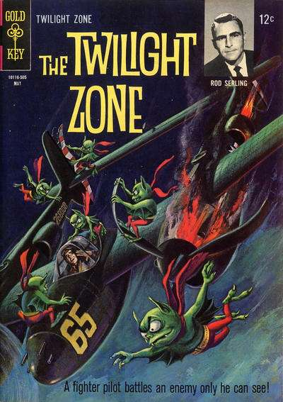 Twilight Zone #11 comic books - cover scans photos Twilight Zone #11 comic books - covers, picture gallery