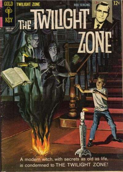 Twilight Zone #12 Comic Books - Covers, Scans, Photos  in Twilight Zone Comic Books - Covers, Scans, Gallery