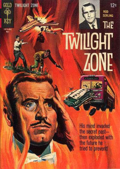 Twilight Zone #15 comic books - cover scans photos Twilight Zone #15 comic books - covers, picture gallery