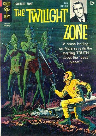 Twilight Zone #17 Comic Books - Covers, Scans, Photos  in Twilight Zone Comic Books - Covers, Scans, Gallery