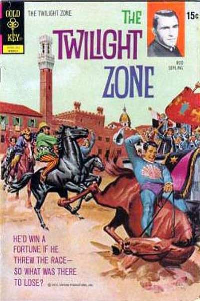 Twilight Zone #42 comic books - cover scans photos Twilight Zone #42 comic books - covers, picture gallery