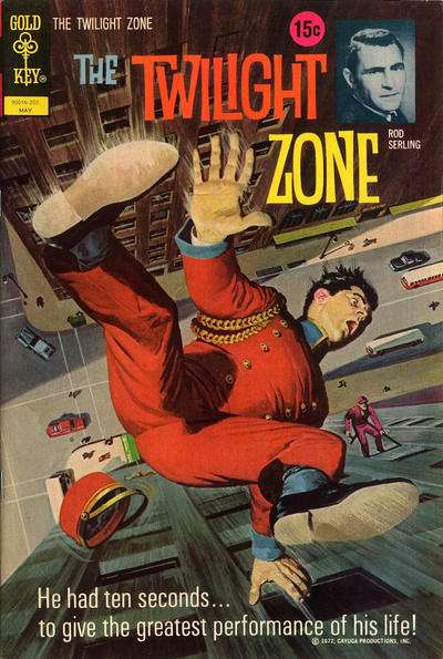 Twilight Zone #43 comic books for sale