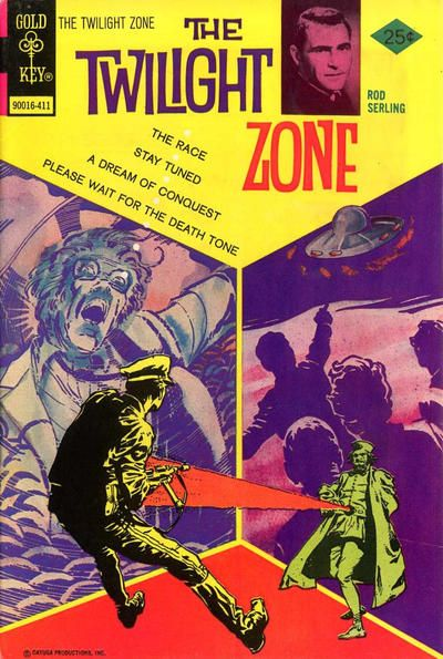 Twilight Zone #60 comic books - cover scans photos Twilight Zone #60 comic books - covers, picture gallery