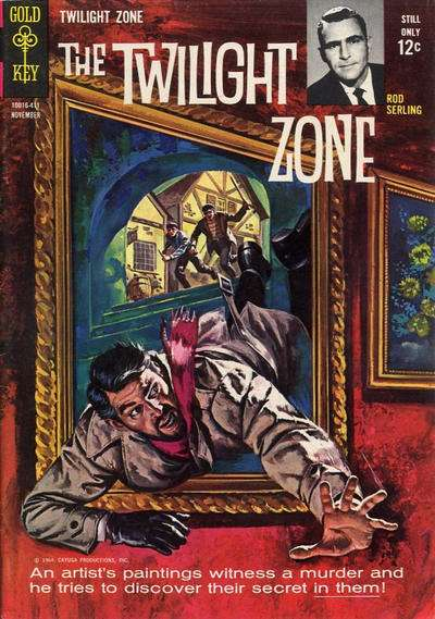 Twilight Zone #9 Comic Books - Covers, Scans, Photos  in Twilight Zone Comic Books - Covers, Scans, Gallery