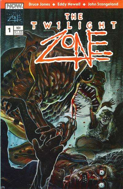 Twilight Zone #1 comic books - cover scans photos Twilight Zone #1 comic books - covers, picture gallery
